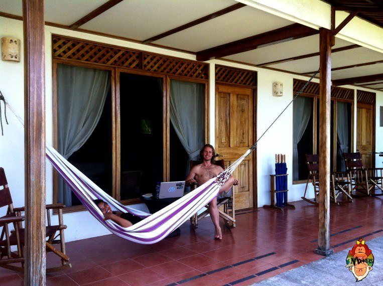 Two Monkeys Travel - Tortugero - Tortuga Lodge - Luxury Suite