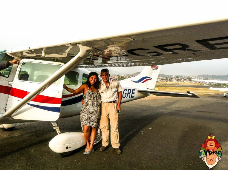 Two Monkeys Travel - Tortugero - Tortuga Lodge - Private Plane 2