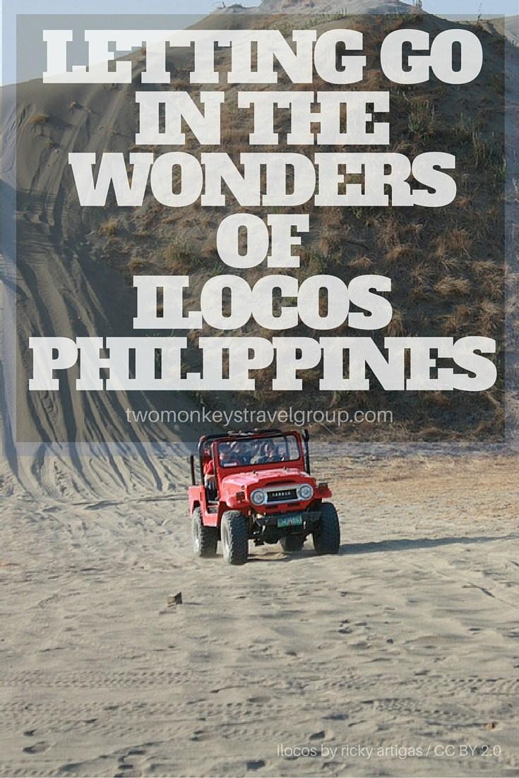 Letting Go in the Wonders of Ilocos (Philippines)