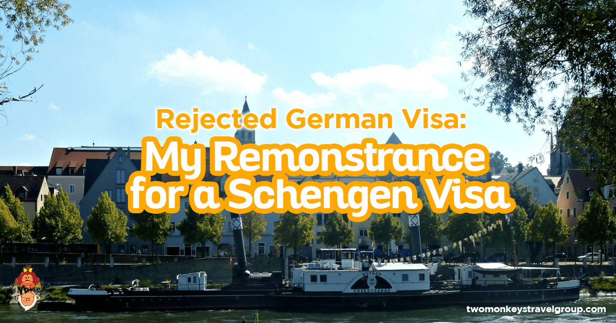 Rejected German Visa: My Remonstrance for a Schengen Visa