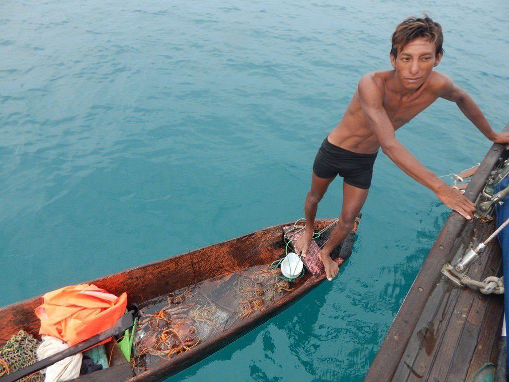 San Blas Sailing - Panama to Cartagena - San Blas Islands