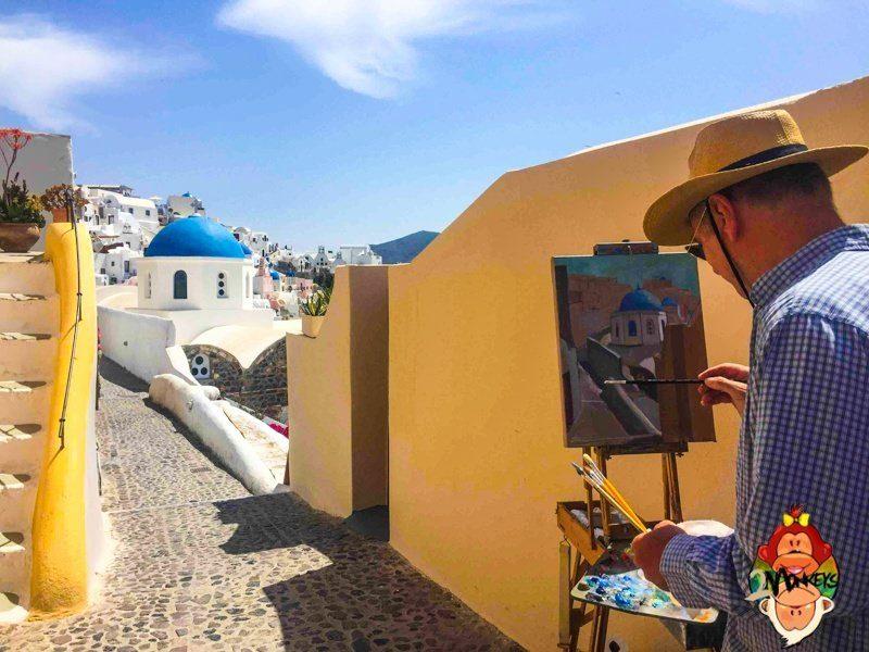 DIY Travel guide: Greece