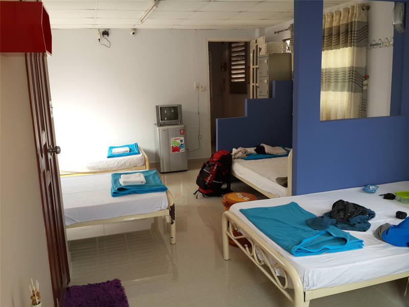The best hostels in Ho Chi Minh Saigon Vietnam