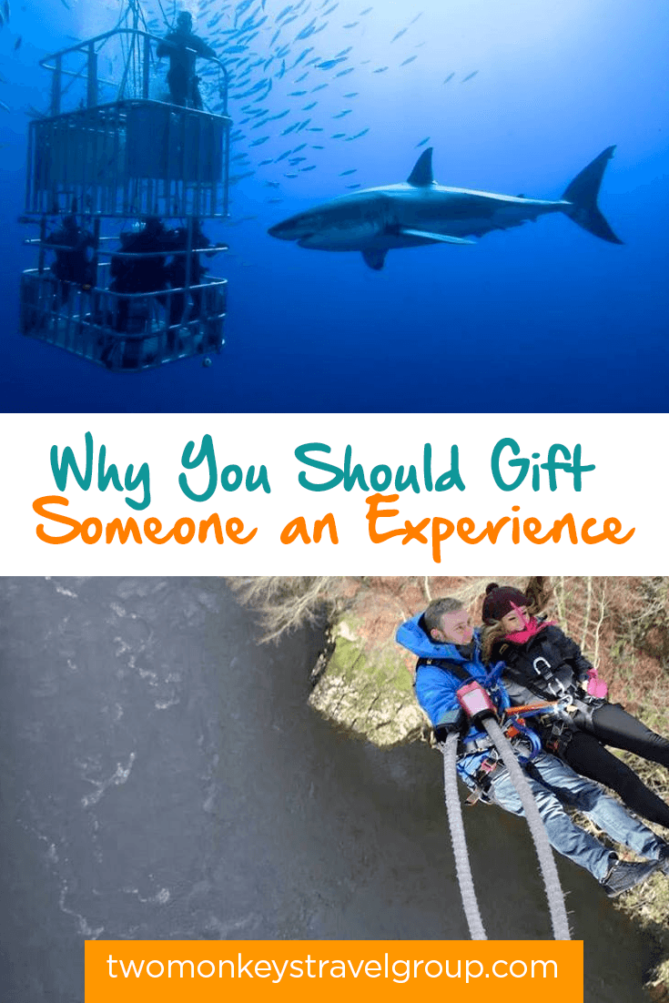 Why You Should Gift Someone an Experience