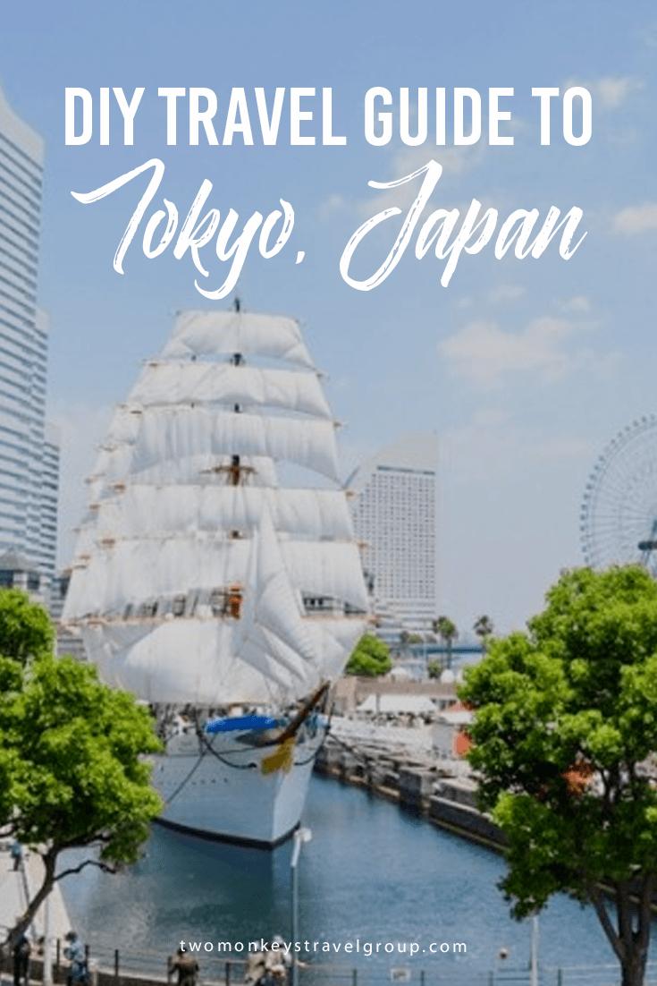 DIY Travel Guide to Tokyo, Japan