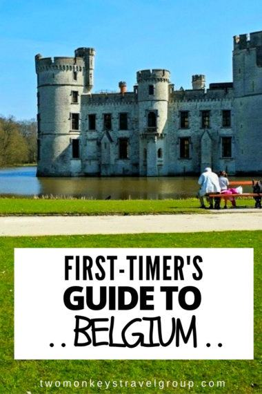 First-Timer's Guide to Belgium
