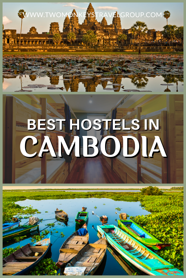 List of the Best Hostels in Cambodia3