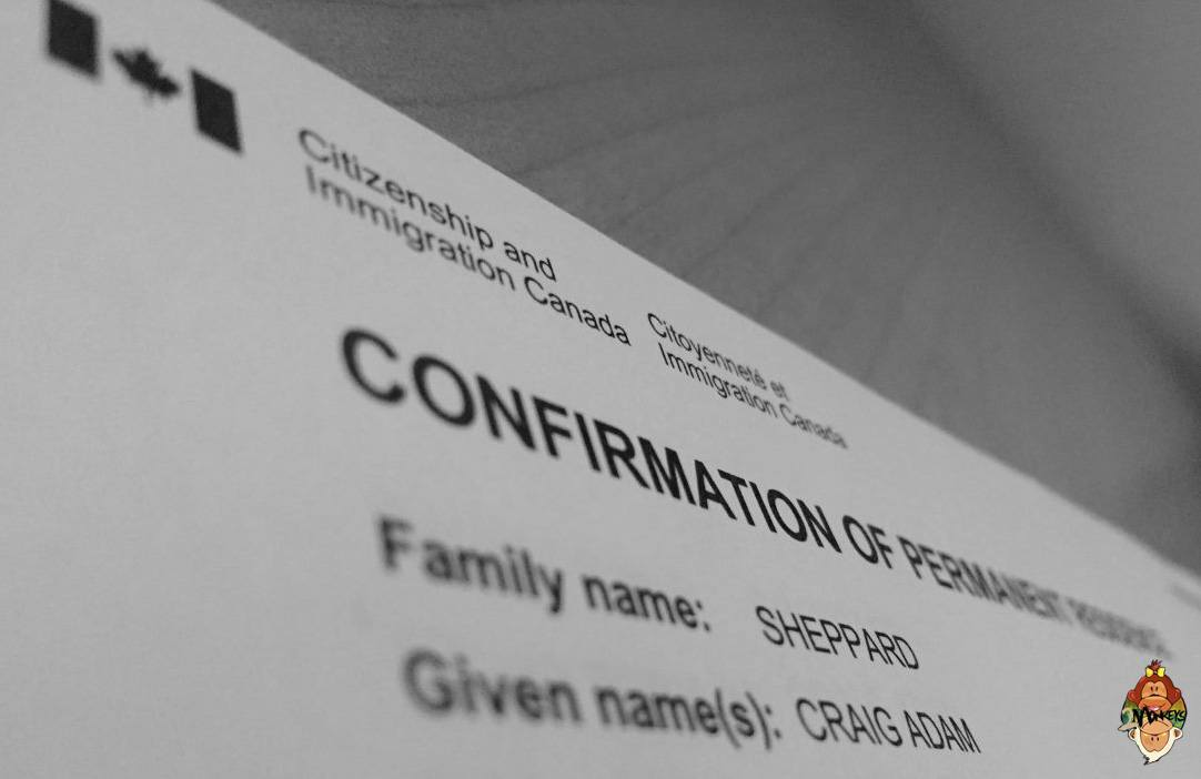 becoming a permanent resident in canada