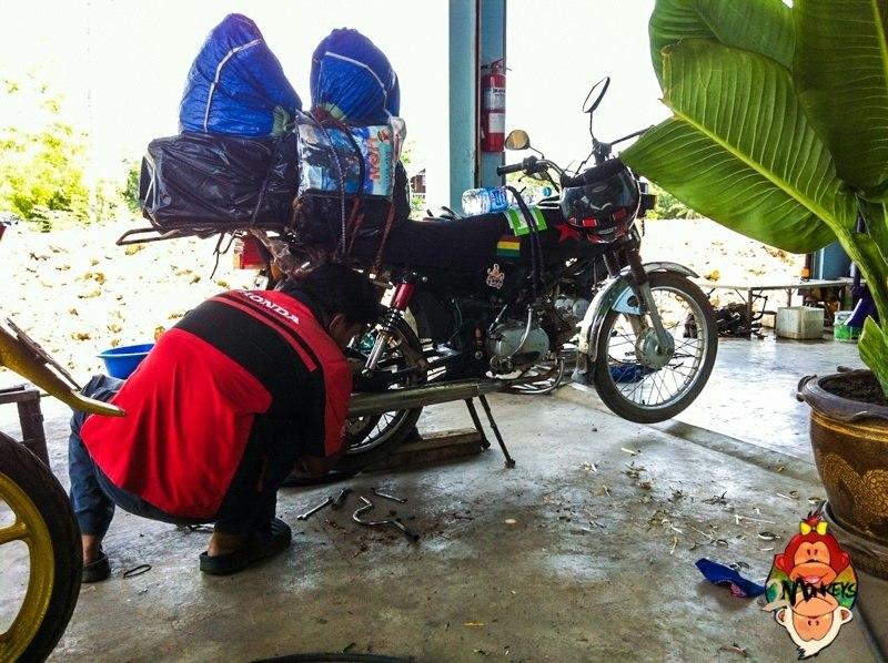 motorbike trip across cambodia and thailand