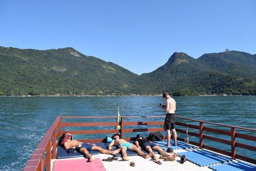 Brazil - Ilha Grande 1 - Cruise the Coast
