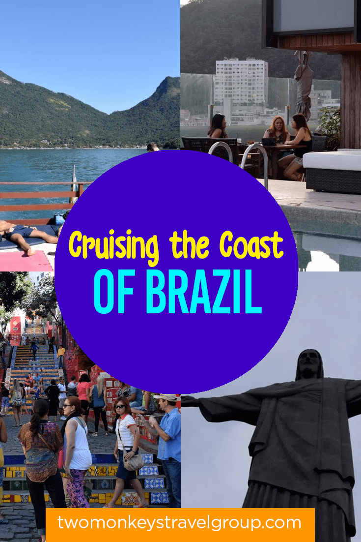Cruising the Coast of Brazil