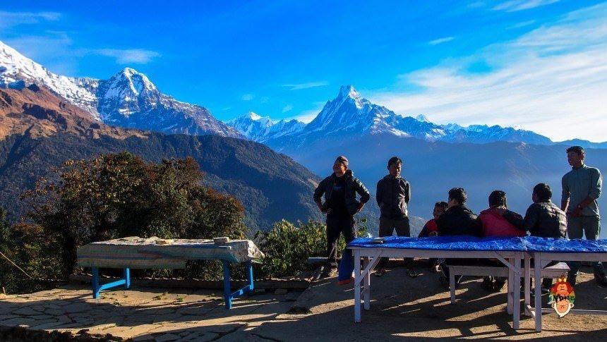 DIY Travel Guide Series: 6 Days Trekking in Nepal