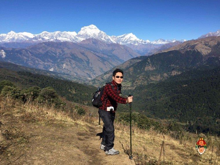 DIY Travel Guide Series - 6 Days Trekking in Nepal