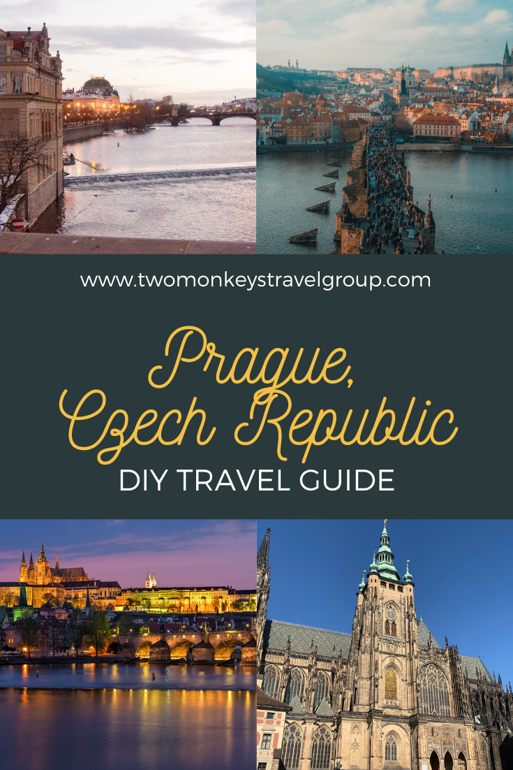 DIY Travel Guide to Prague, Czech Republic [With Suggested Tours]