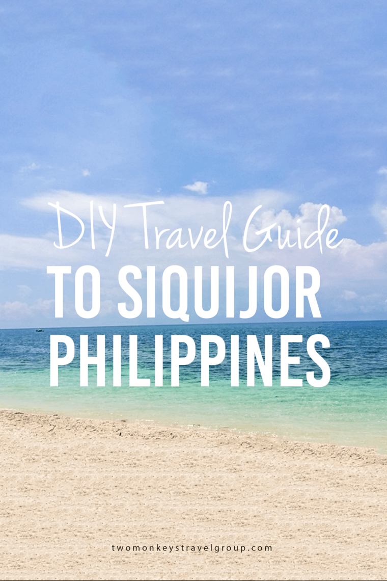 DIY Travel Guide to Siquijor, Philippines