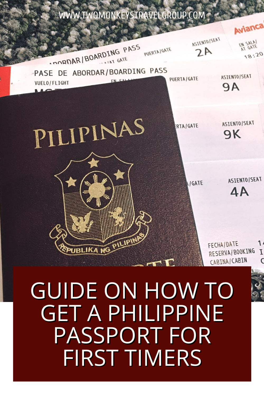 Guide On How To Get A Philippine Passport for First Timers