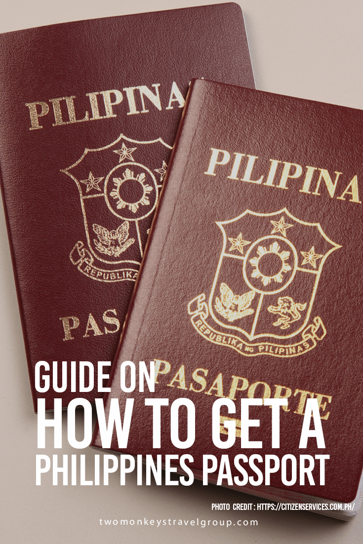 Guide On How To Get A Philippines Passport