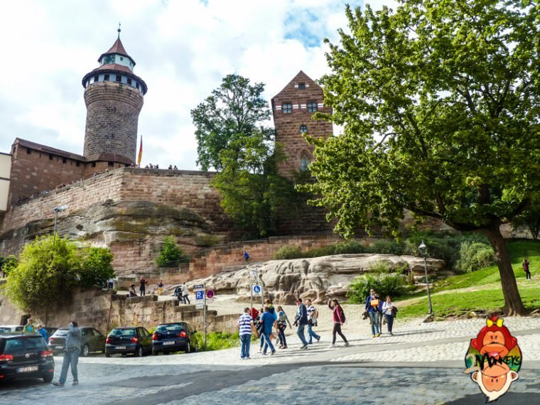 To Nuremberg: A Letter to the City I fell in love and will forever be