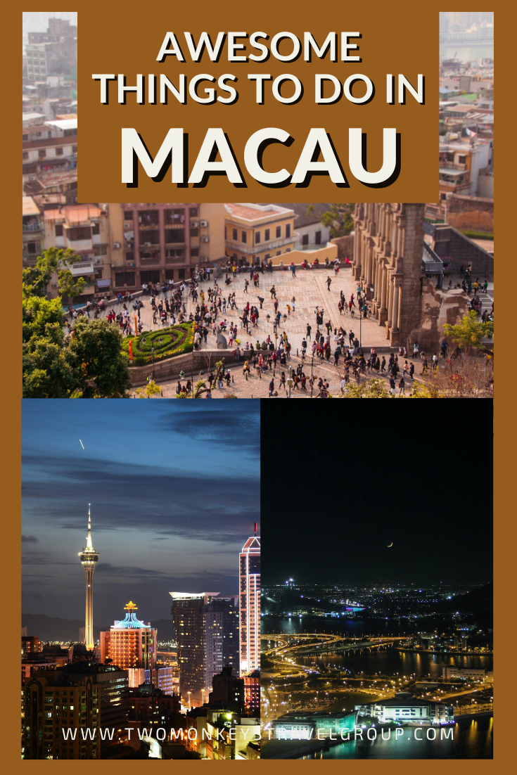 10 Awesome Things to Do in Macau [with Suggested Tours]21