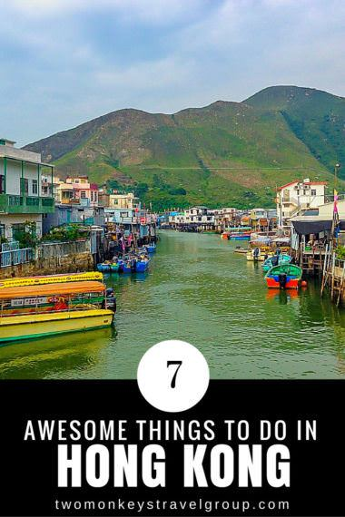 7 Awesome Things to Do in Hong Kong