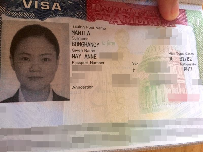 invitation letter for visapplication business sample%0A USA Visa Application Tips for Filipinos