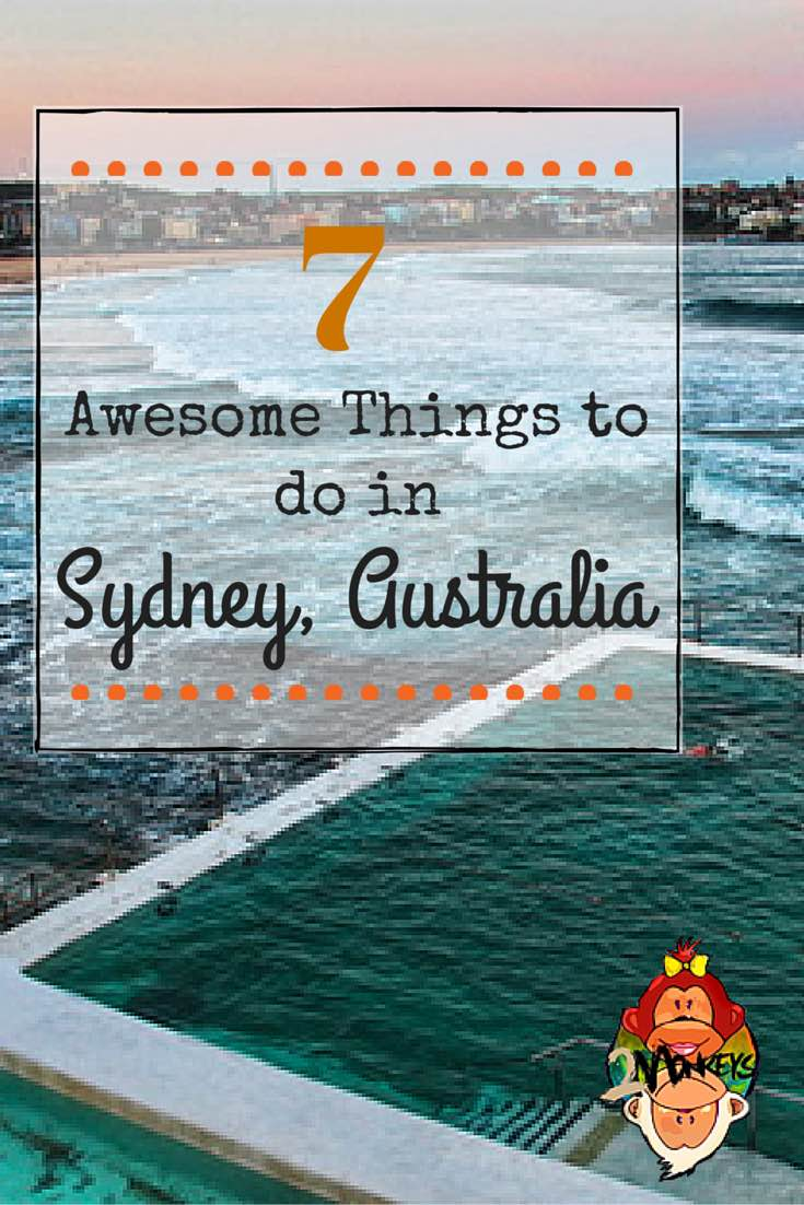 Awesome Things to do in Sydney, Australia
