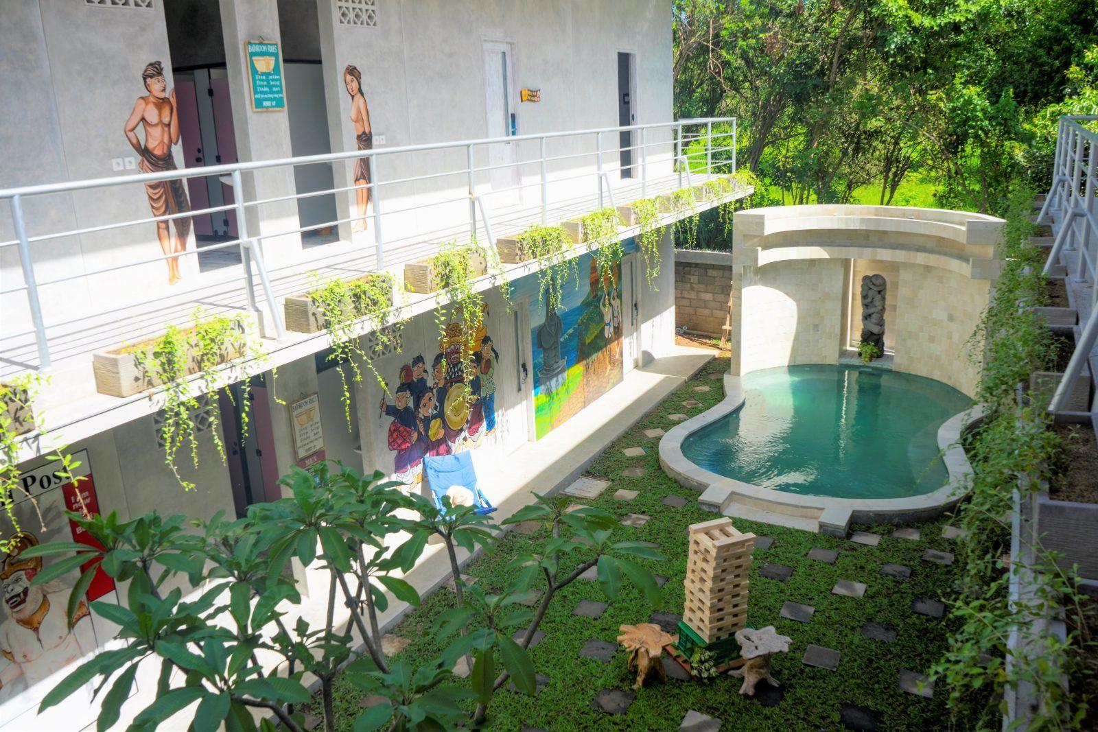 Best Backpacker Hostel in Bali1