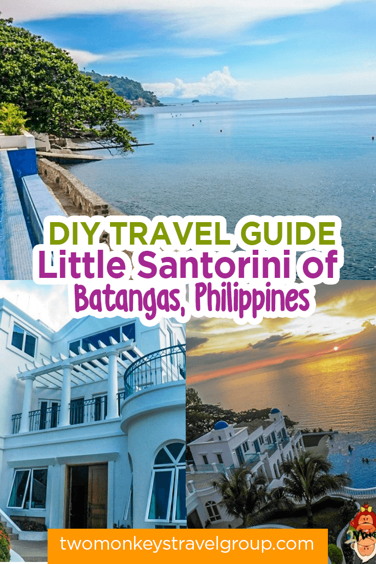 DIY Travel Guide: Little Santorini of Batangas, Philippines