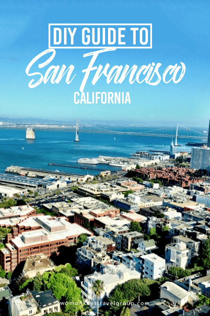 San francisco california diy travel guide for Travel guide san francisco