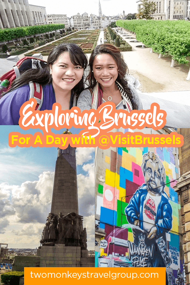 Exploring Brussels For A Day