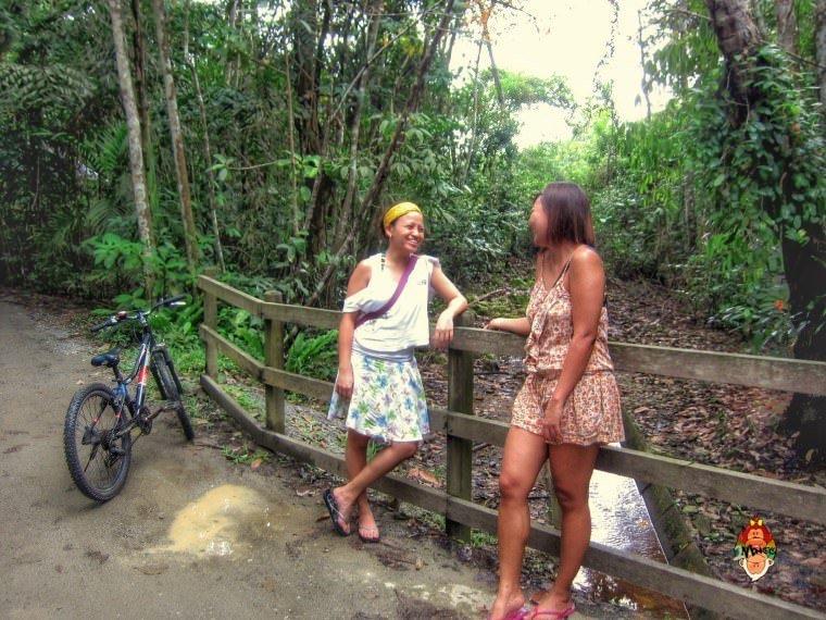 Pulau Ubin Bike Trail