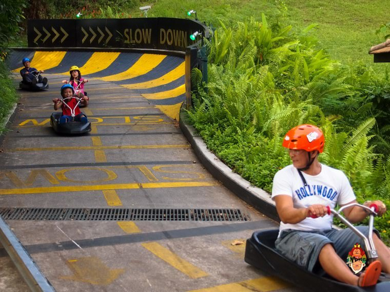 The Luge Singapore