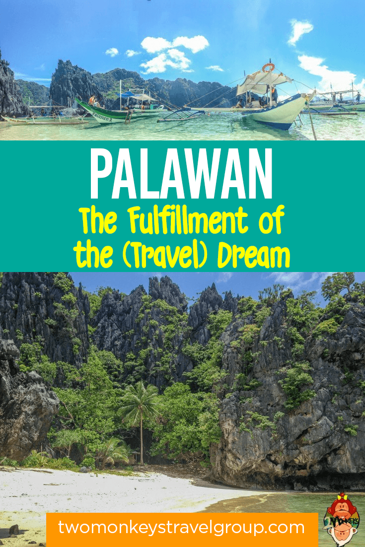 Palawan: The Fulfillment of the (Travel) Dream