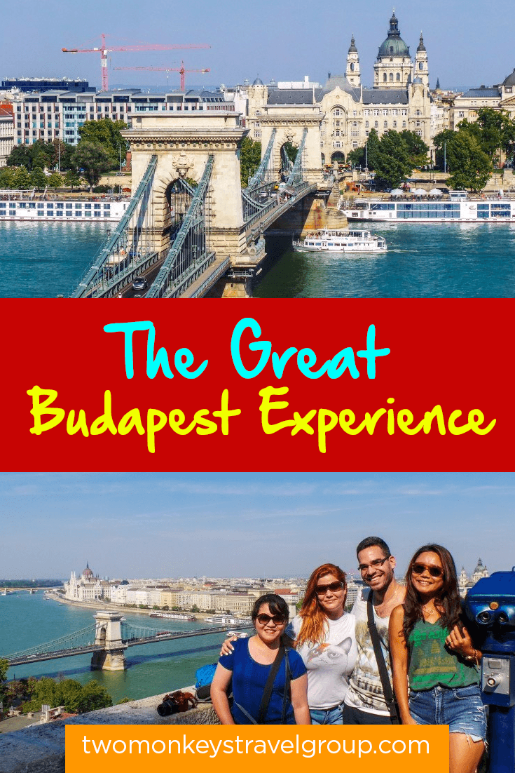 The Great Budapest Experience