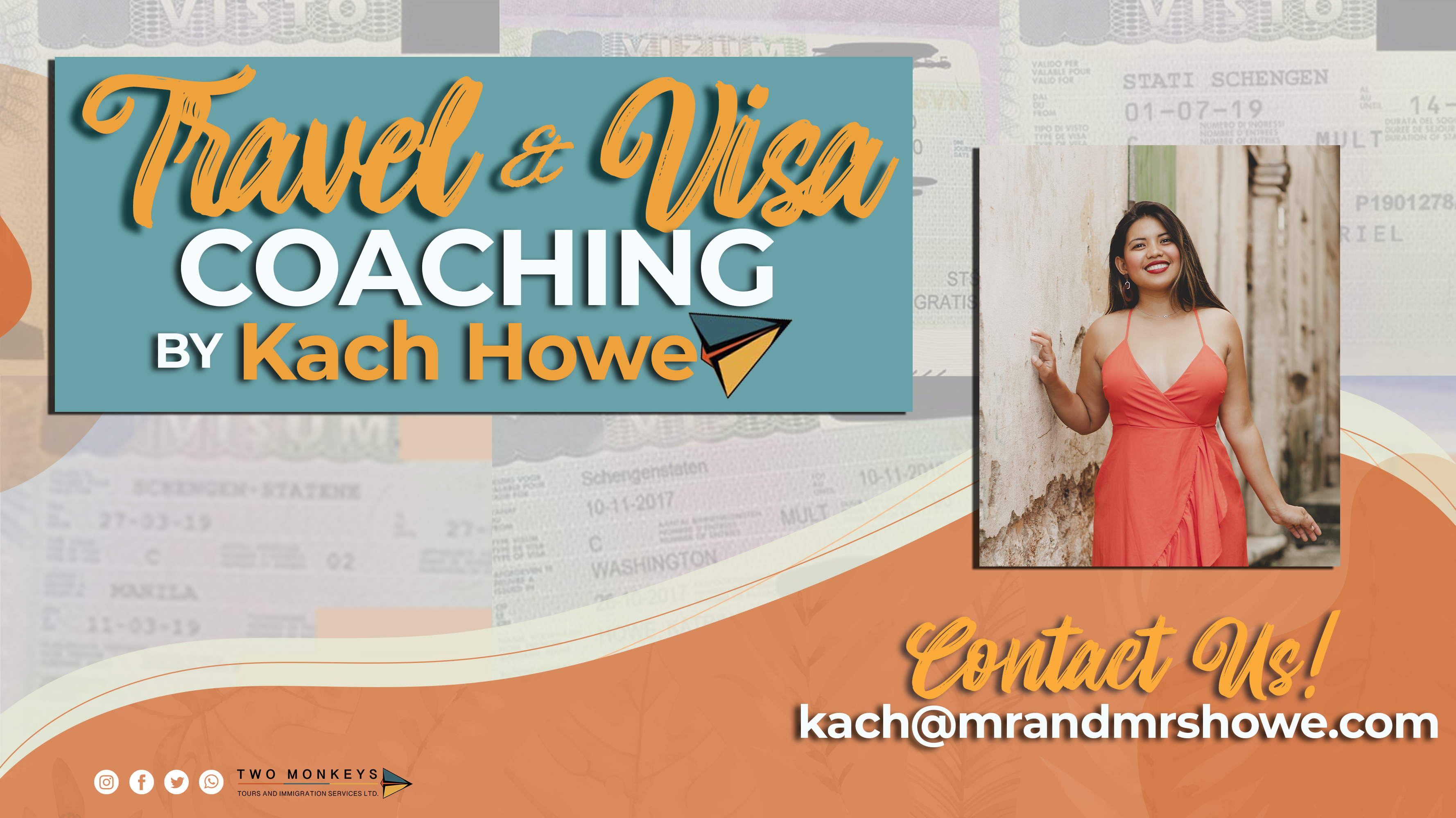Travel & Visa Coaching