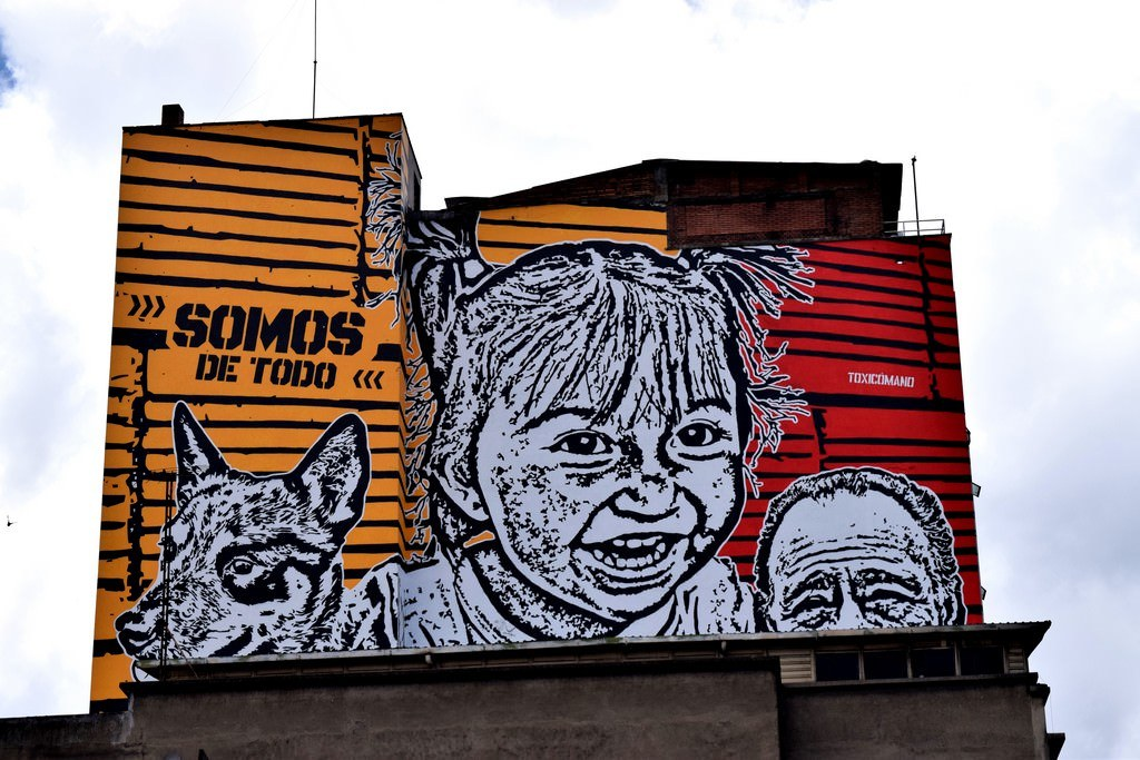 Two Monkeys Travel - bogota - Colombia 1