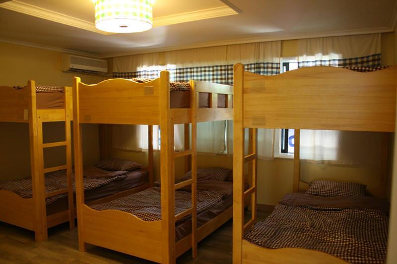 Ultimate List of The Best Hostels in Korea