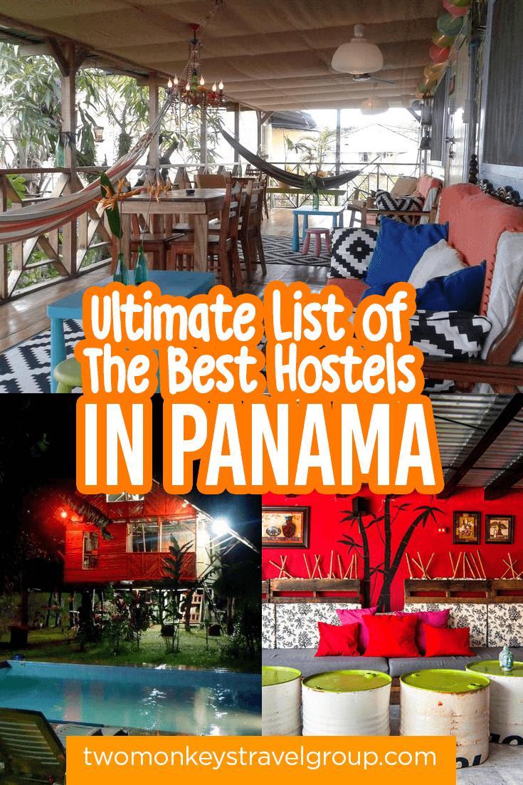 List of the Best Hostels in Panama