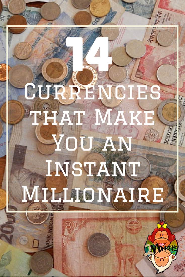 currencies that make you instant millionaire