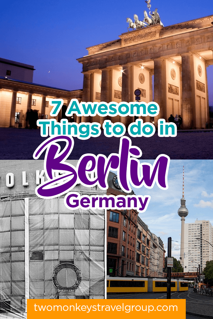 7 Awesome Things to do in Berlin, Germany
