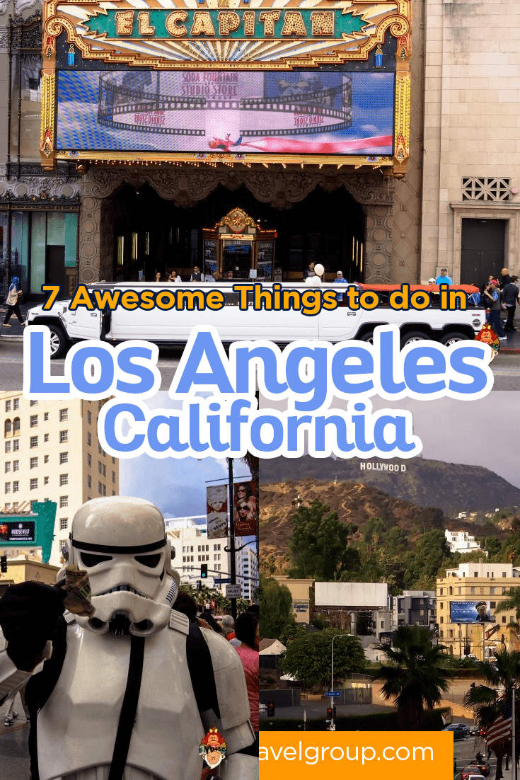 7 Awesome Things to Do in Los Angeles, California