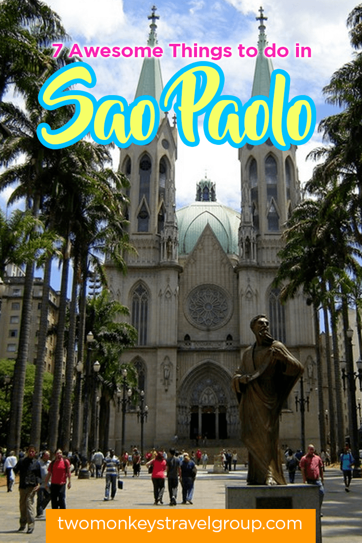 7 Awesome Things to do in Sao Paulo
