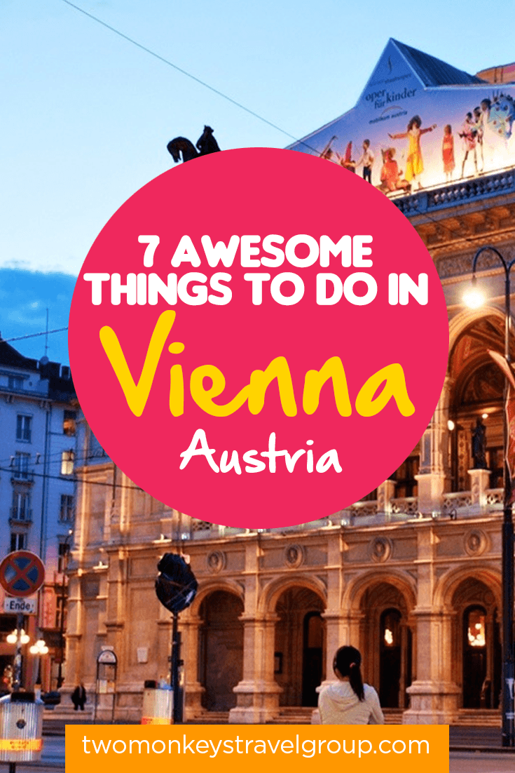 7 Awesome Things to do in Vienna, Austria