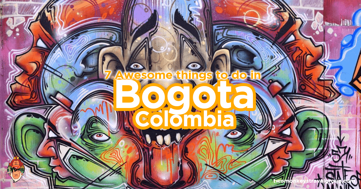 7 Awesome things to do in Bogota, Colombia