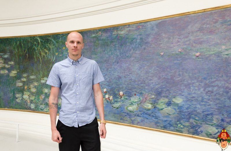 7 things to do in Paris, France - Claude Monet's Water Lilies at the Musee de l'Orangerie