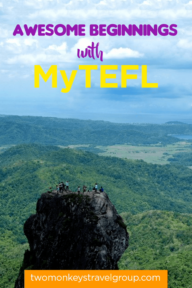 Awesome Beginnings with MyTEFL