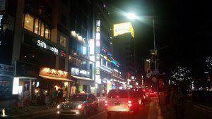 Falling in Love Outside Seoul