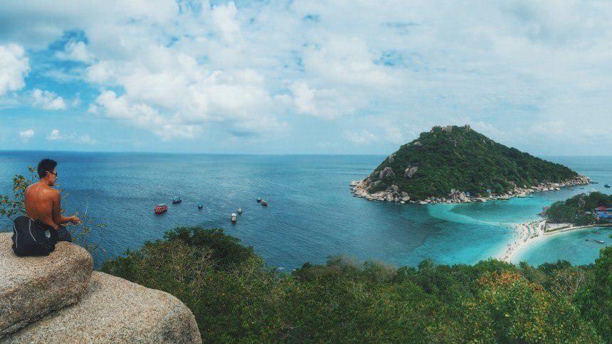 DIY Travel Guide-Beaches in Koh Tao