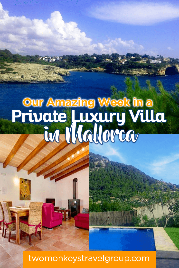 Our Amazing Week in a Private Luxury Villa in Mallorca