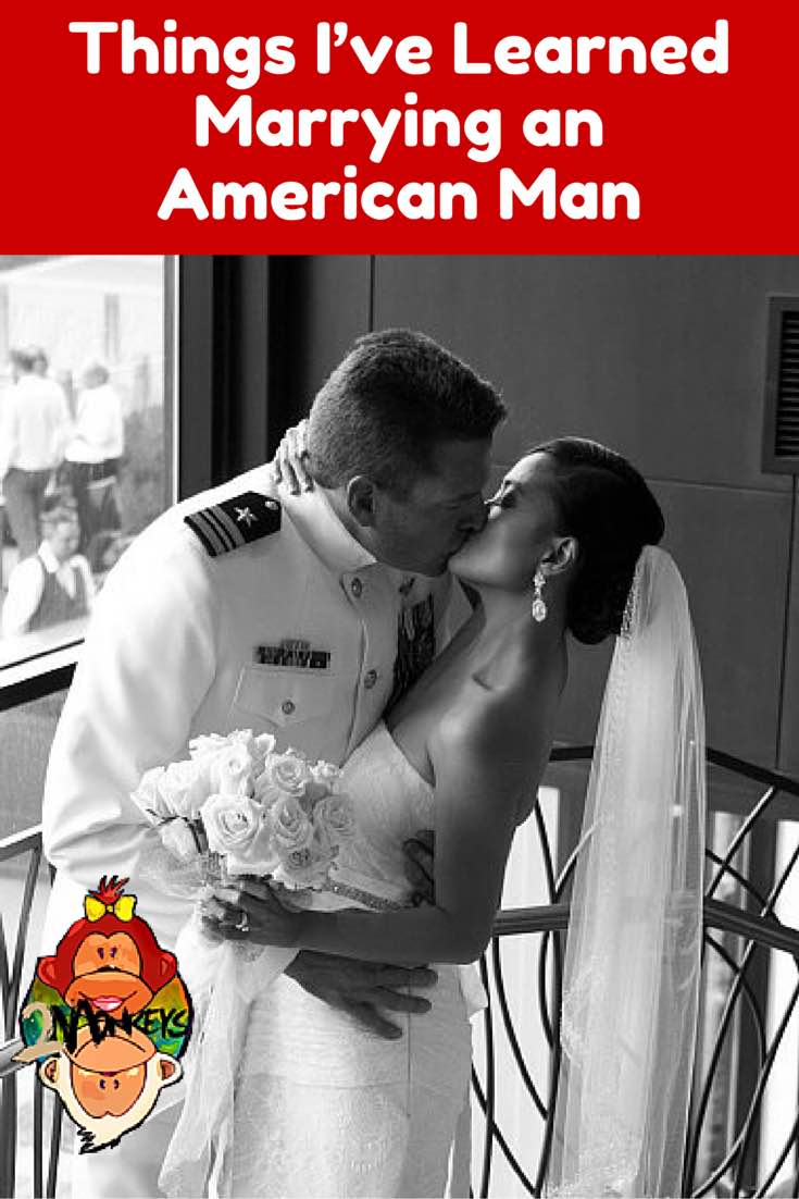 Things I've learned Marrying an American Man